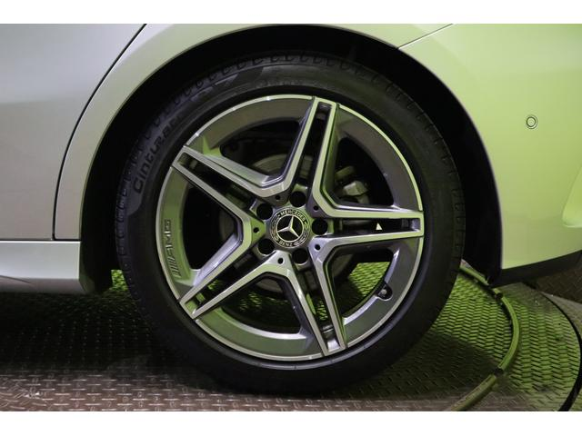 A180スタイルAMGラインナビPGレザーEXCパノラマSR ワンオーナー車・ナビパッケージ&レザーエクスクルーシブPG・パノラマSR・AMG18インチAW・純正ナビ・360度カメラ・ドラレコ・7AT(50枚目)