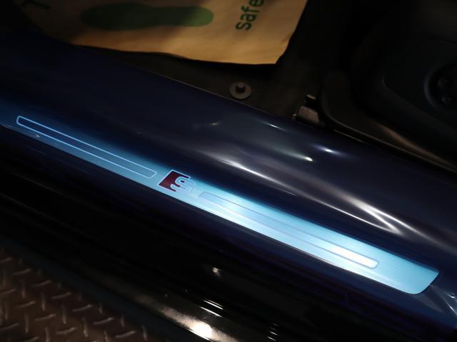 40TFSIスポーツ Sラインパッケージ フルセグナビ 全方位カメラ バーチャルコックピット アルカンターラハーフレザー Pシートヒーター パーキングエイド レーダークルコン LED パドルシフト 18AW 直列4気筒ICターボ 7AT(59枚目)