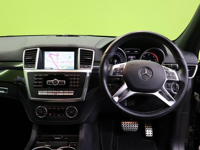 ML350 ブルーテック4マチックAMGスポーツ 4WD フルセグHDDナビ Bカメラ 黒革Pシート 全席シートヒーター プレセーフブレーキ レーンキープアシスト F&Rソナー キーレスゴー Pバックドア ルーフレール オートHID&フォグ 20AW 7AT(9枚目)