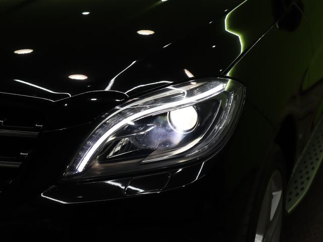 ML350 ブルーテック4マチックAMGスポーツ 4WD フルセグHDDナビ Bカメラ 黒革Pシート 全席シートヒーター プレセーフブレーキ レーンキープアシスト F&Rソナー キーレスゴー Pバックドア ルーフレール オートHID&フォグ 20AW 7AT(55枚目)