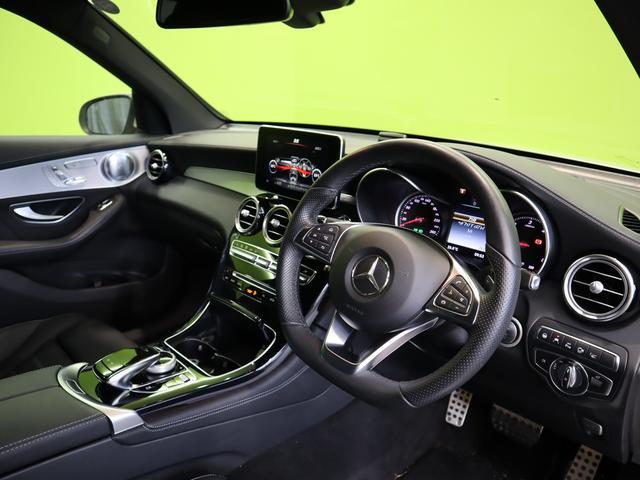 GLC220d 4マチックスポーツ(本革仕様)4WD フルセグHDDナビ 360度カメラ サンルーフ 黒本革Pシートヒーター レーダーセーフィ ブルメスター パフュームアトマイザー Pバックドア 革巻ステア キーレスゴー LED 19AW 9AT(36枚目)