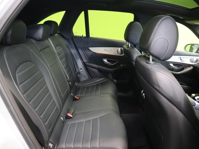 GLC220d 4マチックスポーツ(本革仕様)4WD フルセグHDDナビ 360度カメラ サンルーフ 黒本革Pシートヒーター レーダーセーフィ ブルメスター パフュームアトマイザー Pバックドア 革巻ステア キーレスゴー LED 19AW 9AT(42枚目)