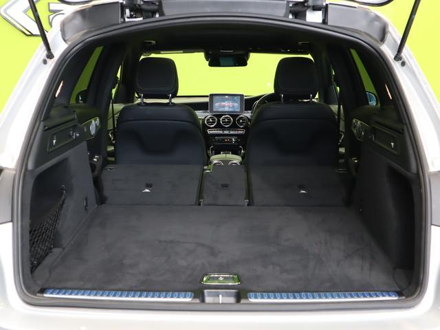 GLC220d 4マチックスポーツ(本革仕様)4WD フルセグHDDナビ 360度カメラ サンルーフ 黒本革Pシートヒーター レーダーセーフィ ブルメスター パフュームアトマイザー Pバックドア 革巻ステア キーレスゴー LED 19AW 9AT(45枚目)
