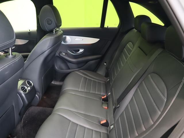 GLC220d 4マチックスポーツ(本革仕様)4WD フルセグHDDナビ 360度カメラ サンルーフ 黒本革Pシートヒーター レーダーセーフィ ブルメスター パフュームアトマイザー Pバックドア 革巻ステア キーレスゴー LED 19AW 9AT(51枚目)