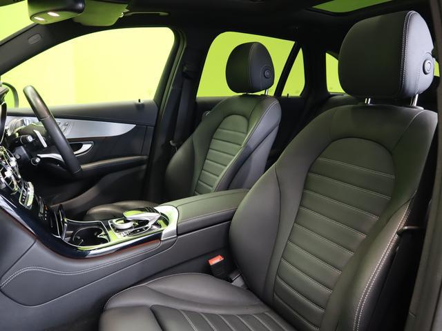 GLC220d 4マチックスポーツ(本革仕様)4WD フルセグHDDナビ 360度カメラ サンルーフ 黒本革Pシートヒーター レーダーセーフィ ブルメスター パフュームアトマイザー Pバックドア 革巻ステア キーレスゴー LED 19AW 9AT(53枚目)