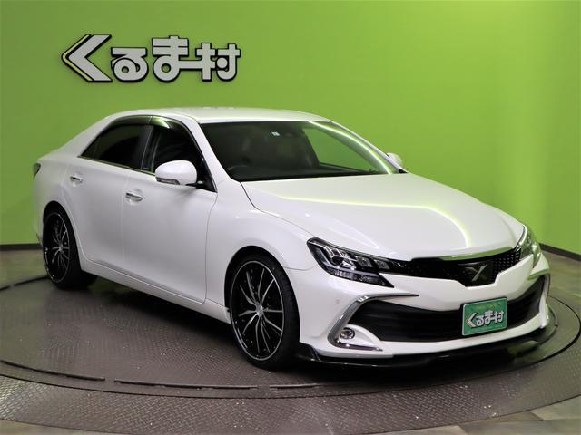 ★後期型★マークX★250G★トヨタセーフティセンス★
