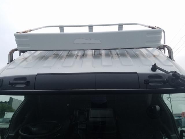 いすゞ フォワード 4t 平ボデー リアエアサス