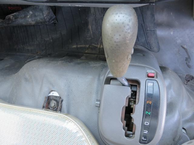 トヨタ トヨエース 2t 全低床 平ボデー