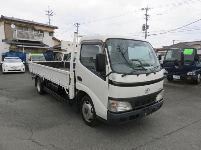 トヨタ ダイナトラック 2t 全低床 標準ロングボデー