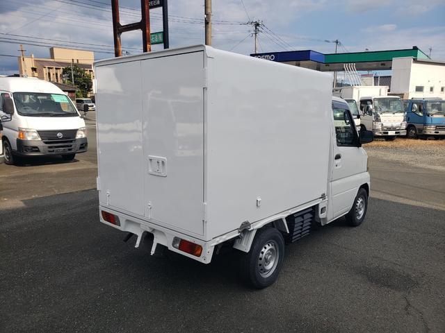 冷蔵冷凍車 中温仕様 サイドドア付(4枚目)