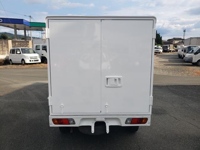冷蔵冷凍車 中温仕様 サイドドア付(5枚目)