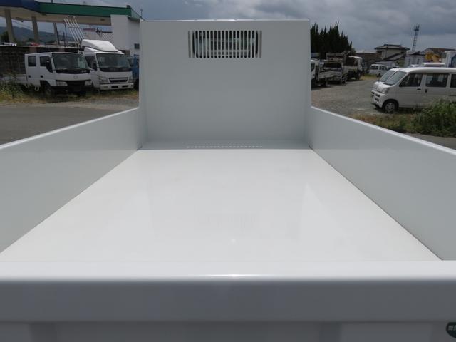 三菱ふそう キャンター 3t 全低床 強化ダンプ 車線逸脱警報装置付