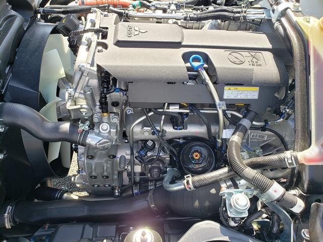 3t 全低床 強化ダンプ 衝突被害軽減ブレーキ付 150ps 左電格ミラー bluetoothオーディオ(22枚目)