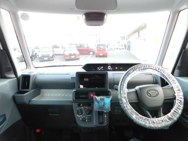 L 届出済未使用車 左右スライドリヤドア キーレス LEDヘッドライト 走行距離11km(16枚目)