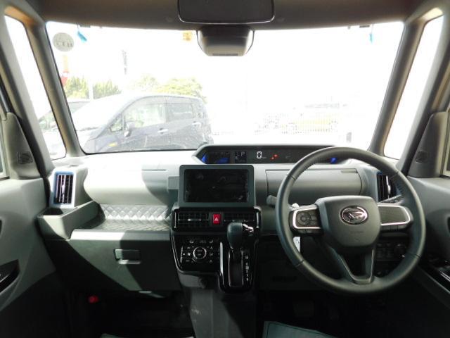 カスタムRS 弊社デモカーUP車 バックカメラ LEDヘッドライト 左右パワースライドリヤドア キーフリー 走行距離5,259km(16枚目)