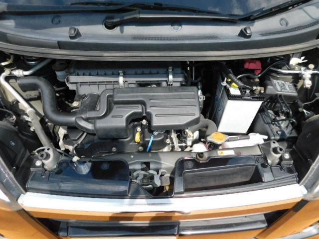 カスタムX ワンオーナー車 ワンセグ内蔵メモリーナビ バックモニター LEDヘッドライト キーフリー 走行距離59,520km(15枚目)