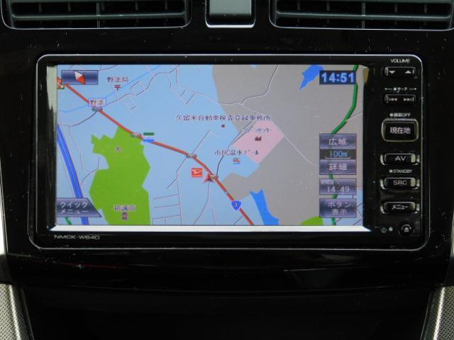 カスタムX ワンオーナー車 ワンセグ内蔵メモリーナビ バックモニター LEDヘッドライト キーフリー 走行距離59,520km(18枚目)