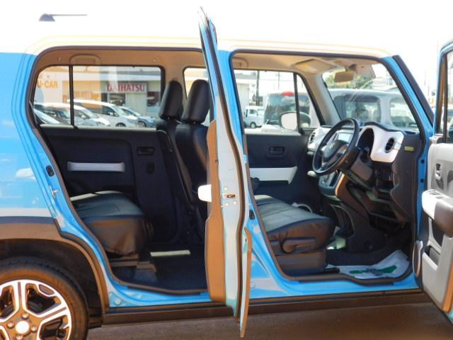 X ワンオーナー車 HIDヘッドライト 運転席シートヒーター キーフリー 走行距離69,668km(11枚目)