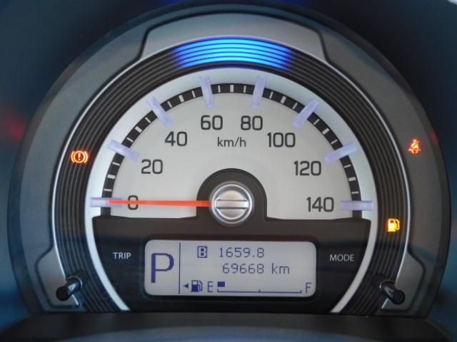 X ワンオーナー車 HIDヘッドライト 運転席シートヒーター キーフリー 走行距離69,668km(17枚目)