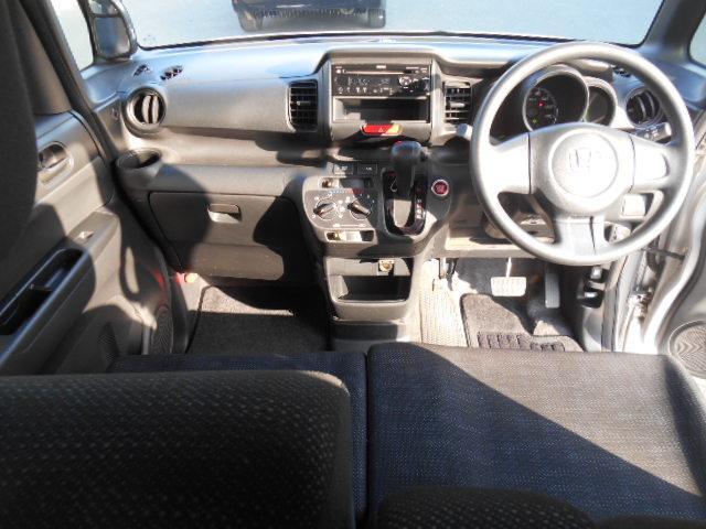 G 半年5000km保証 スロープ式車いす移動車ウインチ車いす固定装置社外オーディオスマートキー(12枚目)