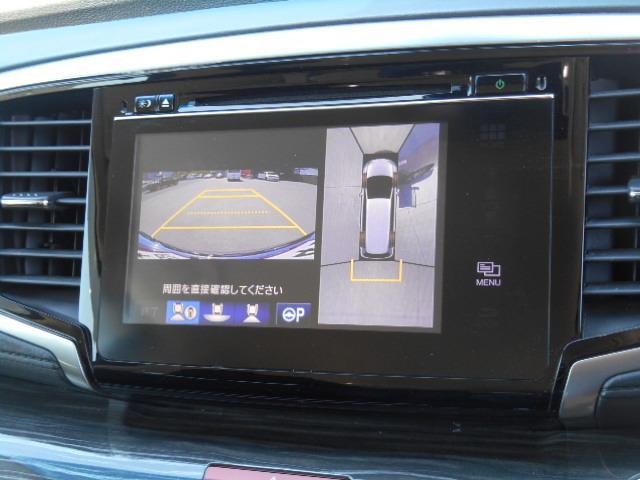 ハイブリッドアブソルート・ホンダセンシンアドバンスP 半年5000km保証 インターナビTVマルチビューカメラ両側パワースライドドアスマートキーETCハーフレーザーシートLEDライトクルーズコントロールドライブレコーダーウィンカーミラー(13枚目)