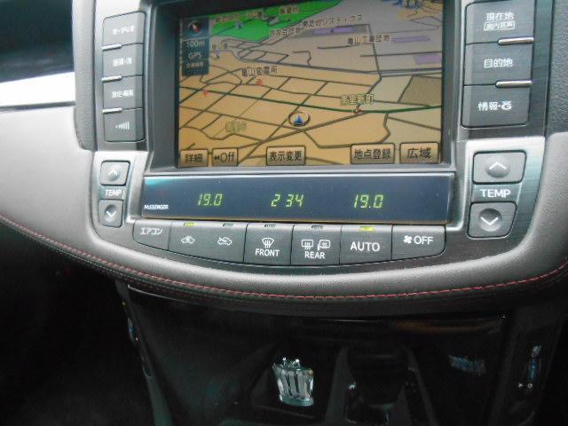 アスリート 半年5000km保証 HDDナビTVBカメラスマートキーキセノンライトETCコーナーセンサー本皮エアーシートウィンカーミラー(11枚目)