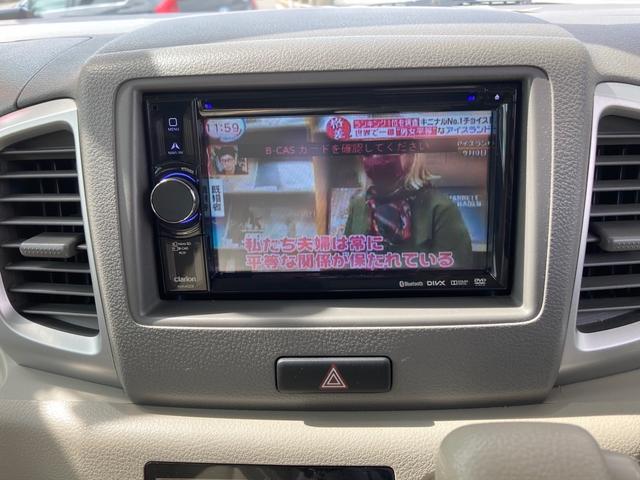 X メモリーナビ ワンセグTV iストップ ディスチャージ イモビライザー スマ-トキ-(3枚目)