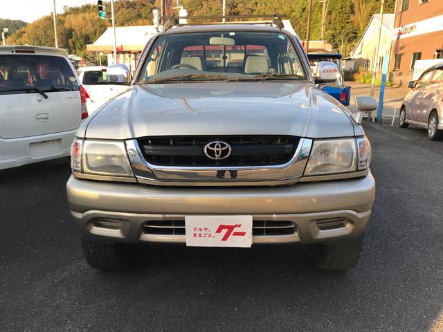 「トヨタ」「ハイラックススポーツピック」「SUV・クロカン」「福岡県」の中古車3