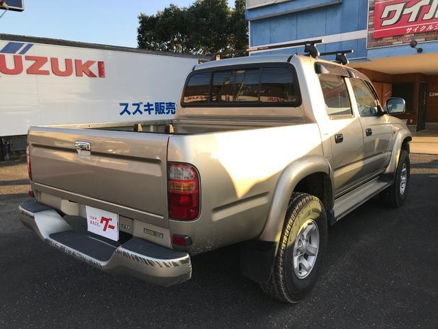 「トヨタ」「ハイラックススポーツピック」「SUV・クロカン」「福岡県」の中古車7