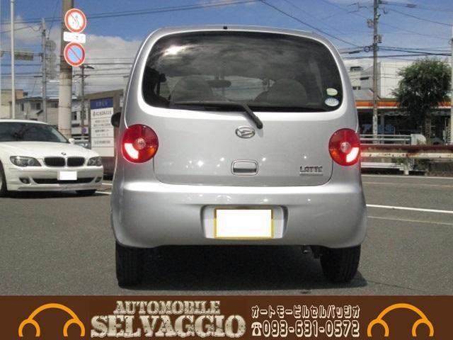 ダイハツ ムーヴラテ L キセノン ETC カーナビ ワンオーナー車