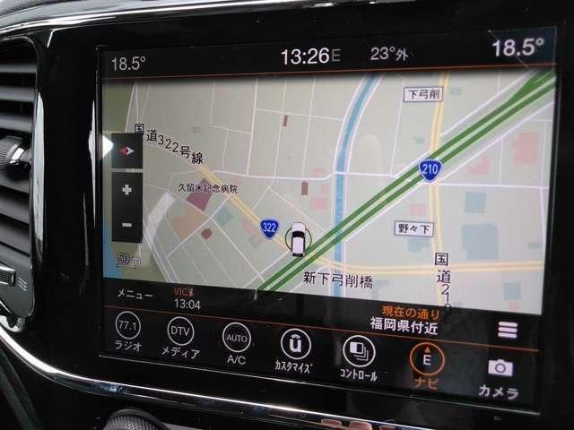 ラレード 登録済未使用車 第4世代Uconnect(11枚目)