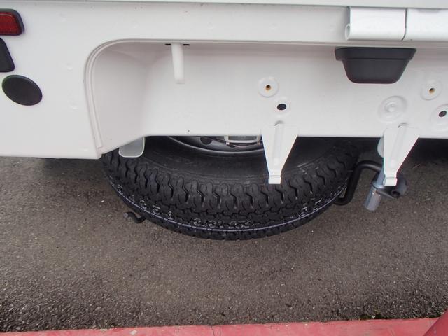 スタンダードSAIIIt 4WD 届出済未使用車 禁煙車 衝突被害軽減ブレーキ 5速マニュアル エアコン パワステ 三方開(7枚目)