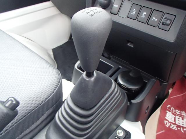 スタンダードSAIIIt 4WD 届出済未使用車 禁煙車 衝突被害軽減ブレーキ 5速マニュアル エアコン パワステ 三方開(16枚目)