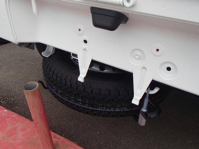 スタンダードSAIII 4WD 届出済未使用車 5速MT 衝突被害軽減ブレーキ エアコン パワステ 三方開(8枚目)