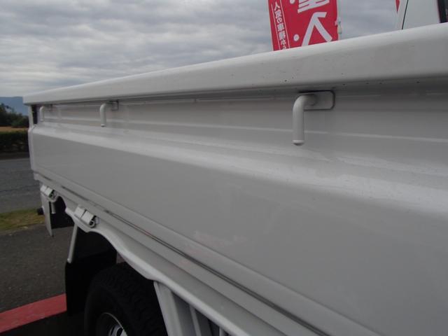スタンダードSAIII 4WD 届出済未使用車 5速MT 衝突被害軽減ブレーキ エアコン パワステ 三方開(20枚目)