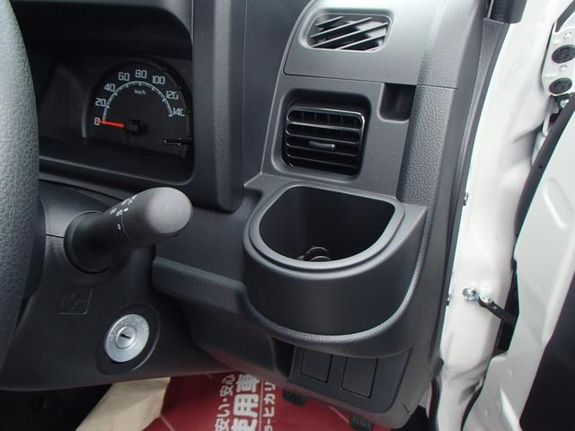 スタンダードSAIII 4WD 届出済未使用車 5速MT 衝突被害軽減ブレーキ エアコン パワステ 三方開(26枚目)