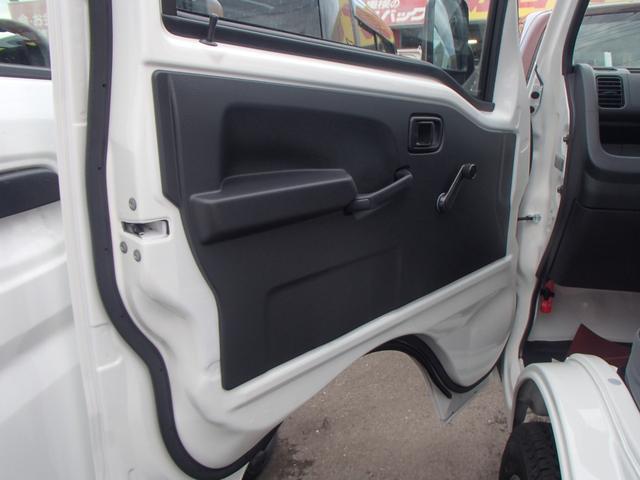 スタンダードSAIII 4WD 届出済未使用車 5速MT 衝突被害軽減ブレーキ エアコン パワステ 三方開(31枚目)