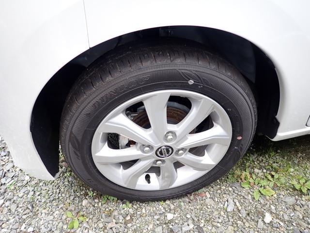 X 届出済未使用車 スマートキー アイドリングストップ ベンチシート 禁煙車 衝突被害軽減システム(8枚目)