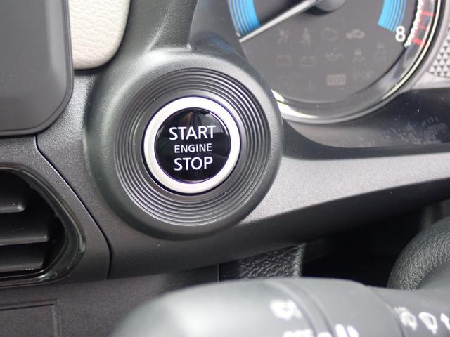 X 届出済未使用車 スマートキー アイドリングストップ ベンチシート 禁煙車 衝突被害軽減システム(20枚目)