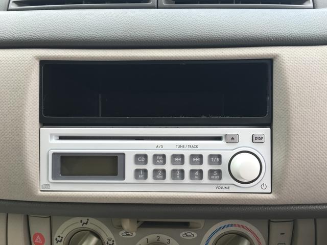 スバル ステラ L キーレス ベンチシート 純正CD