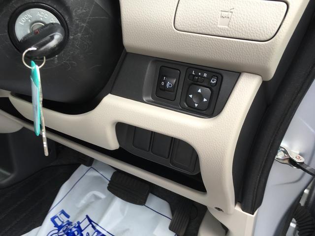 J 衝突安全ボディ ベンチシート CD AUX 基本装備(9枚目)