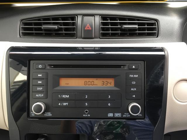 J 衝突安全ボディ ベンチシート CD AUX 基本装備(11枚目)