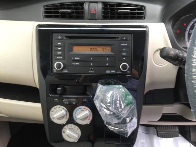 J 衝突安全ボディ ベンチシート CD AUX 基本装備(13枚目)
