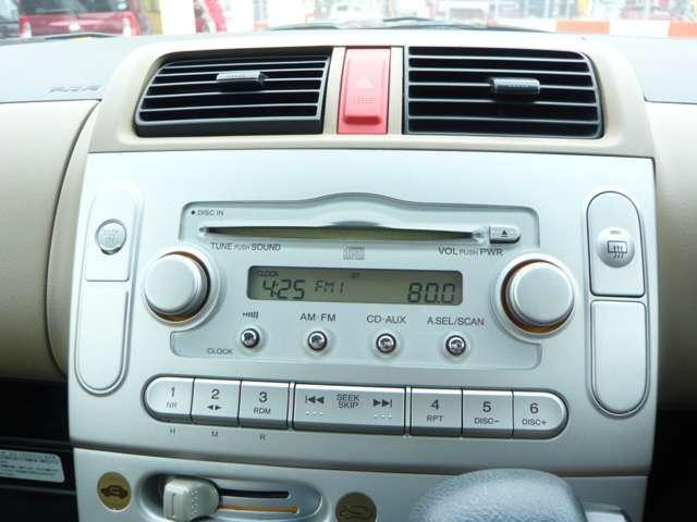 C キーレス CD 内外装仕上済 保証付 軽自動車(15枚目)
