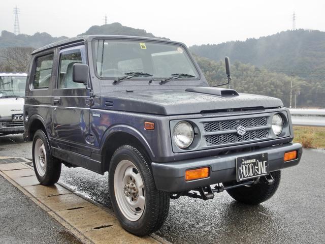 スズキ ジムニー 5速マニュアル車 4WD ターボ