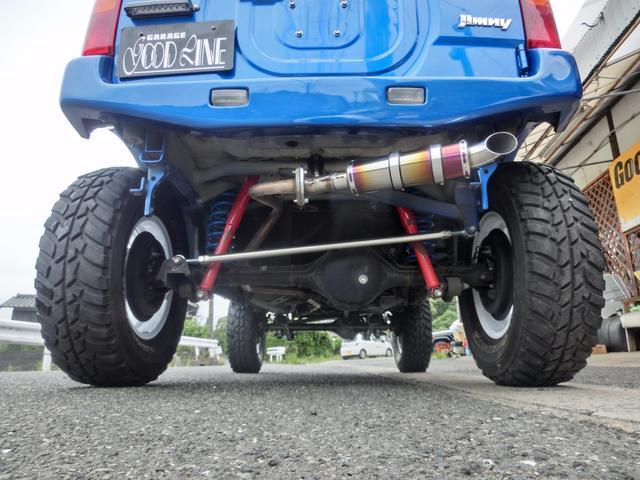 スズキ ジムニー XG リフトアップ アルミ キーレス ナビ 5MT 4WD
