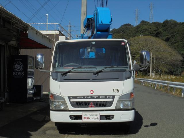 高所作業車(2枚目)