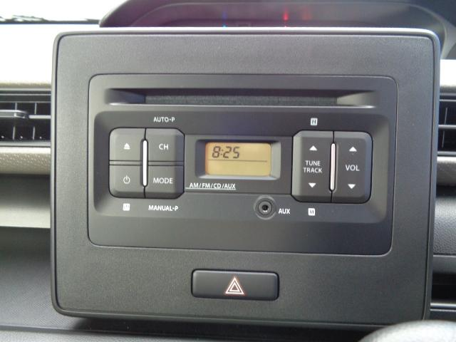 HYBRID FX 2型 CDプレーヤー装着車/サポカー(5枚目)
