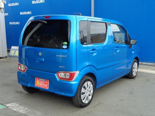 HYBRID FX 2型 CDプレーヤー装着車/サポカー(8枚目)