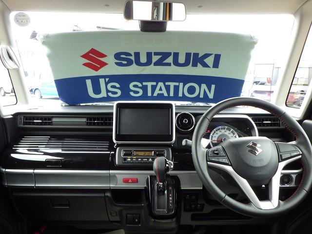 「スズキ」「スペーシアカスタム」「コンパクトカー」「佐賀県」の中古車7